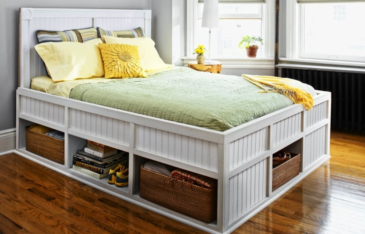 35 DIY Bed Frame Ideas For a Customized Place To Rest Your Head