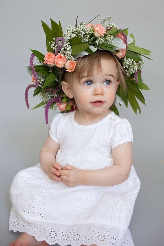 For a Flower Girl
