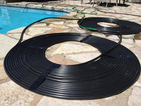 "<strong>Easy ""Under $100"" Solar Pool Heater</strong>"