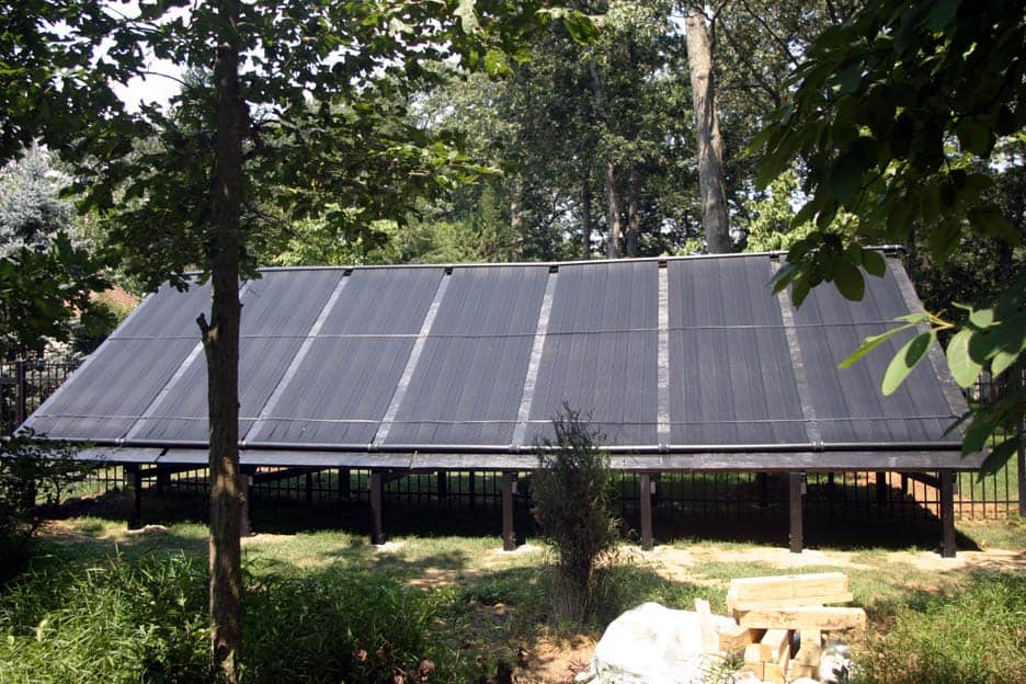 <strong>DIY Large Solar Panel Pool Heater</strong>