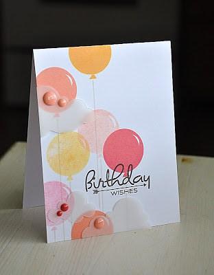 Birthday Layers