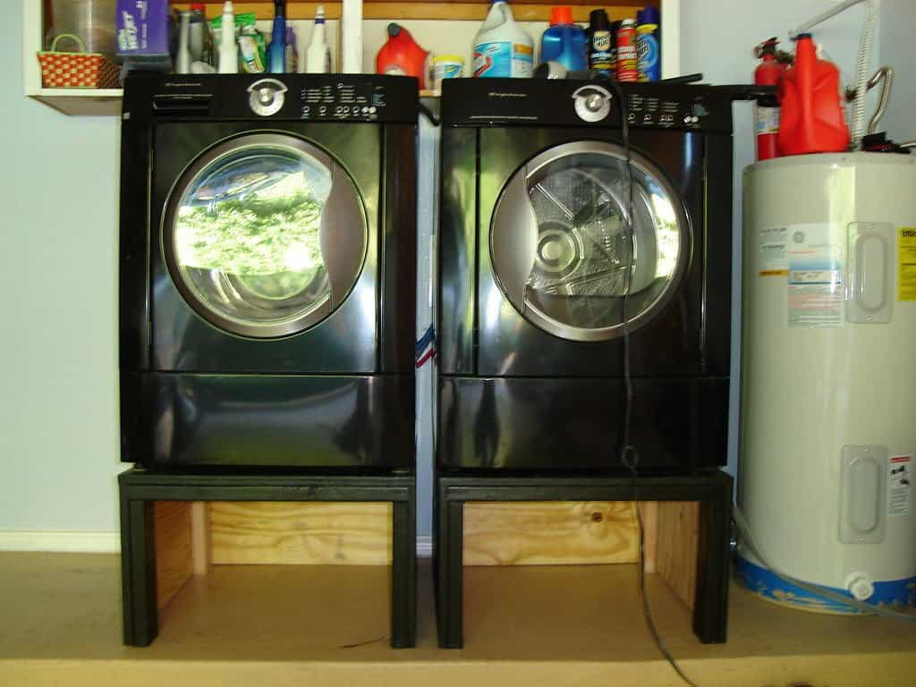 <strong>Simple Individual Appliance Risers</strong>
