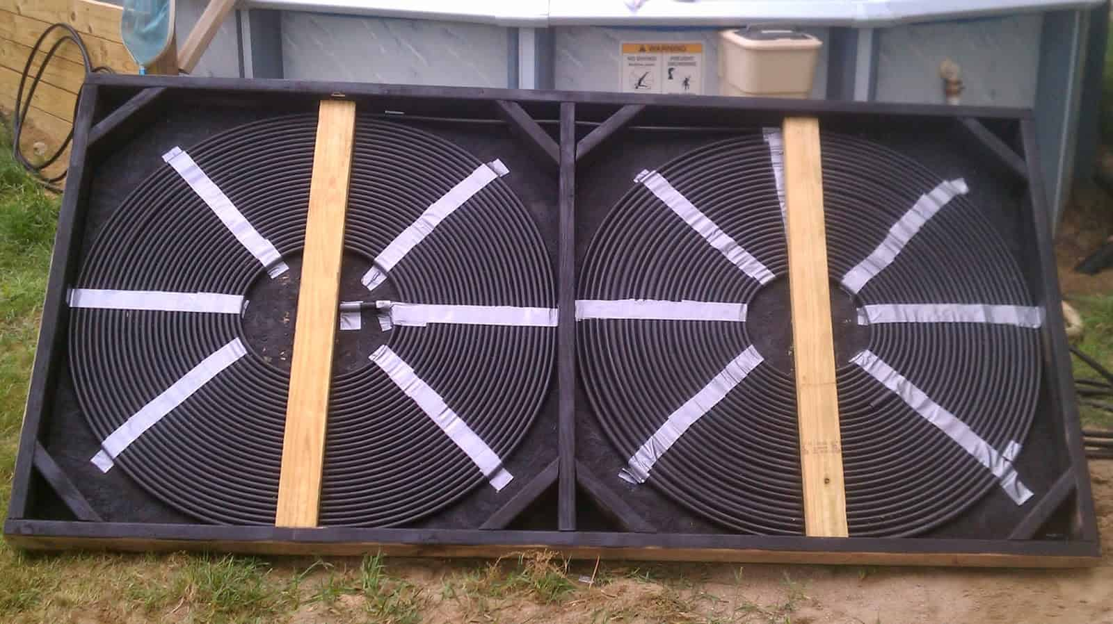 <strong>Solar Pool Heater with Diverter</strong>
