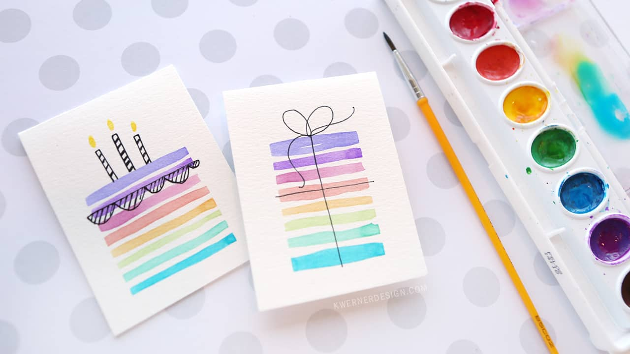 40 DIY Birthday Cards Ideas for a Creative Celebration