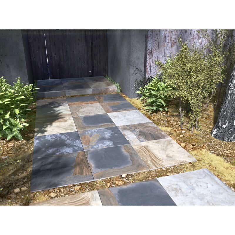 Create a Clear Garden Path