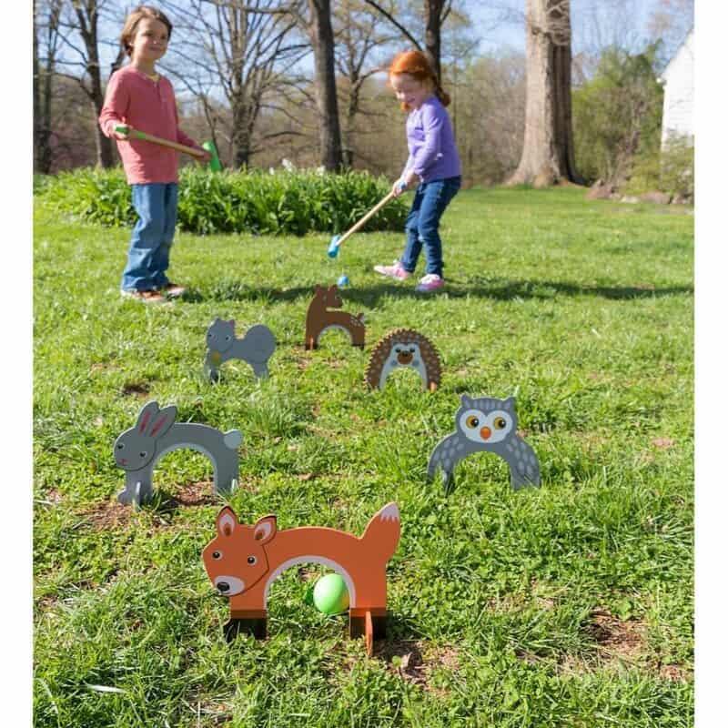 Build a Backyard Game Zone