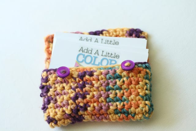 Get Hooked on this Crocheted Holder