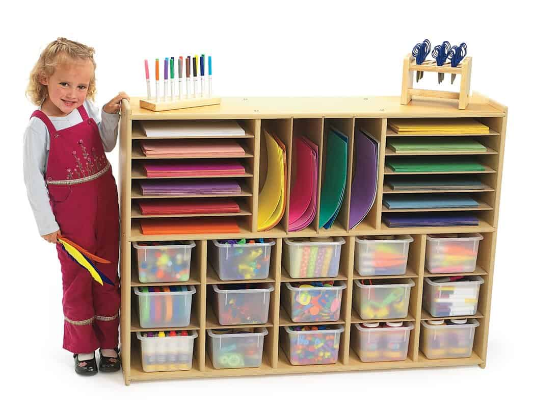 Buy or Build a Compartment Cubby