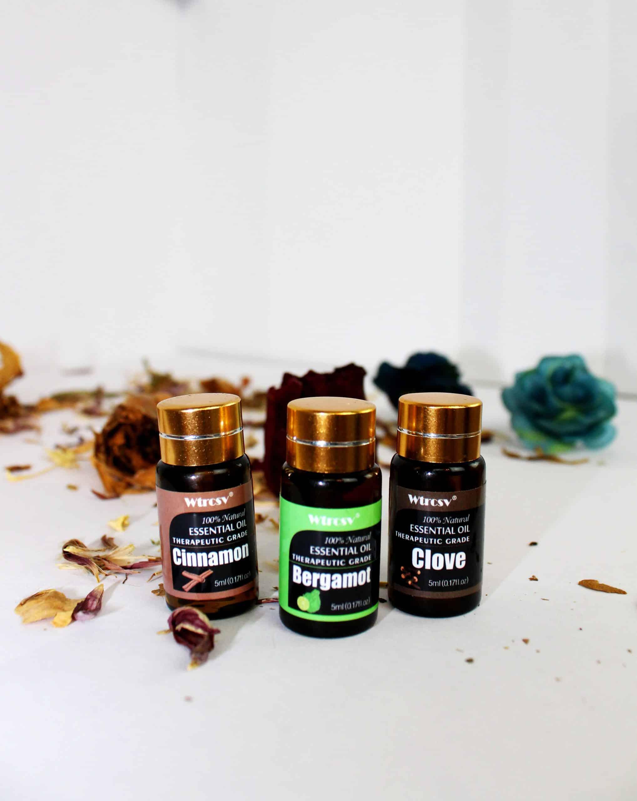 Cinnamon Bergamot Clove scaled