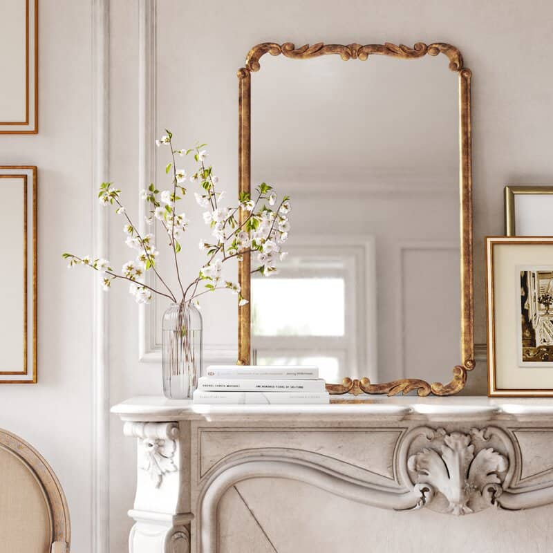 Kelly Clarkson Accent Modern & Contemporary Accent Mirror