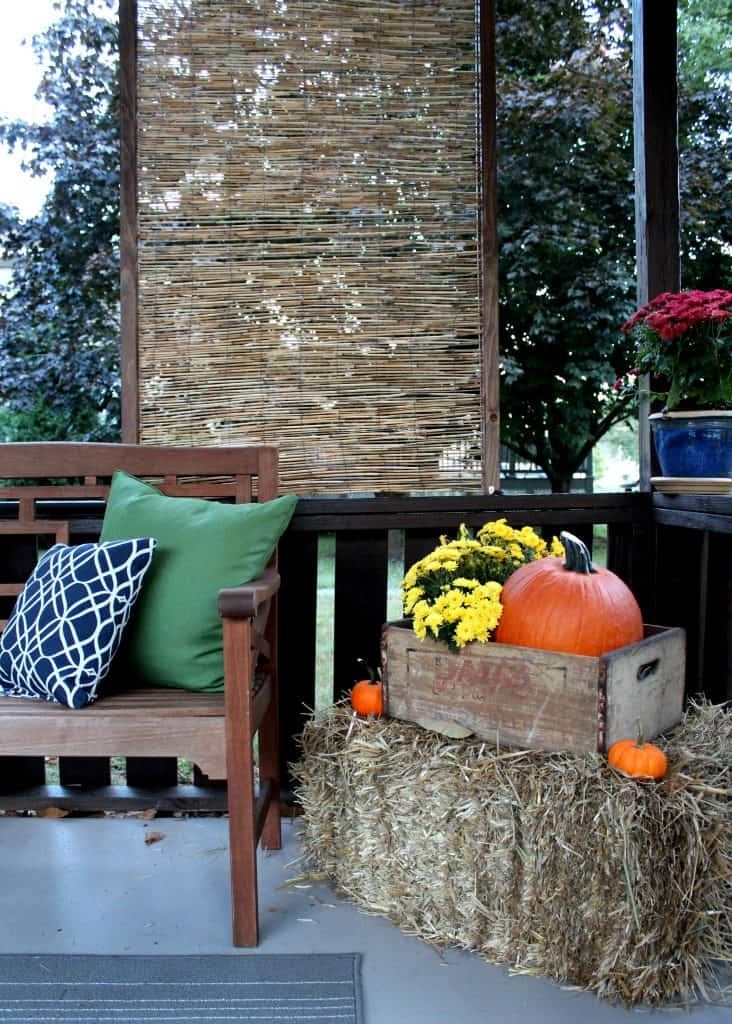 Make Your Own Bamboo Privacy Panels