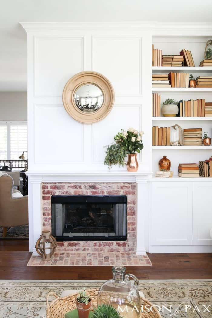 Build an Attached Shelving Unit For an Attached Bookcase