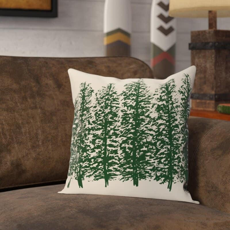 Beautiful Wintry Themed Pillows
