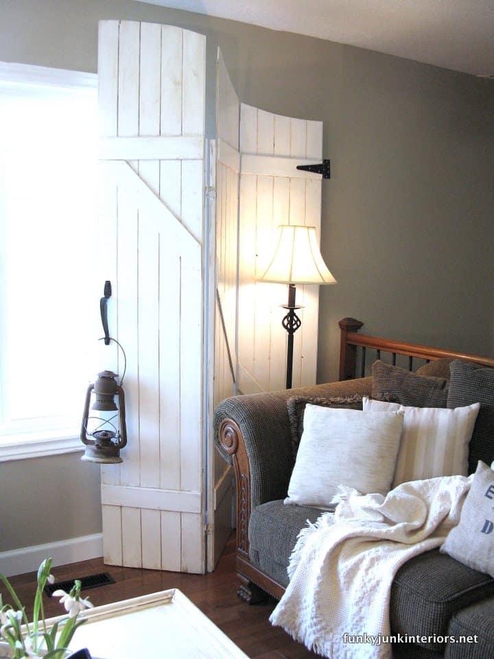 Repurpose Old Wooden Gates