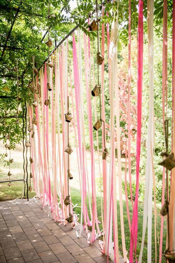 Fit a Fancy Fairy Ribbon Wall