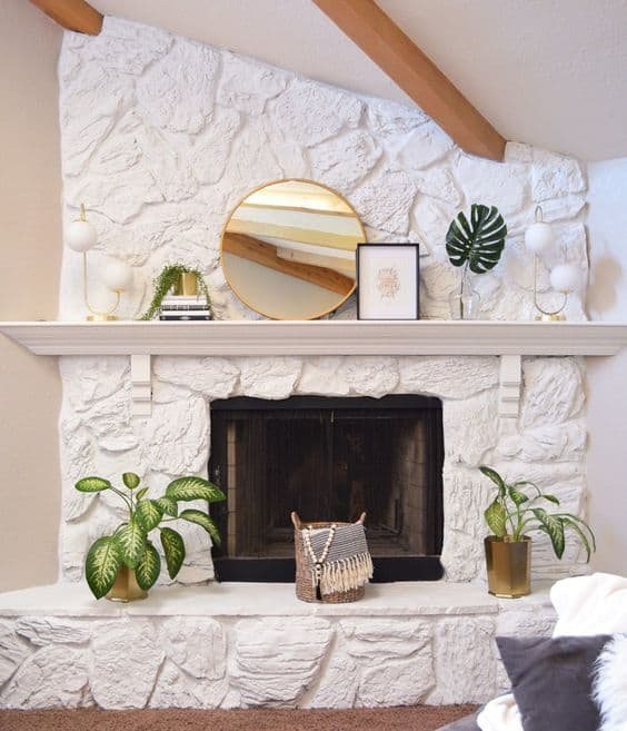 30 Amazing Fireplace Remodel Ideas