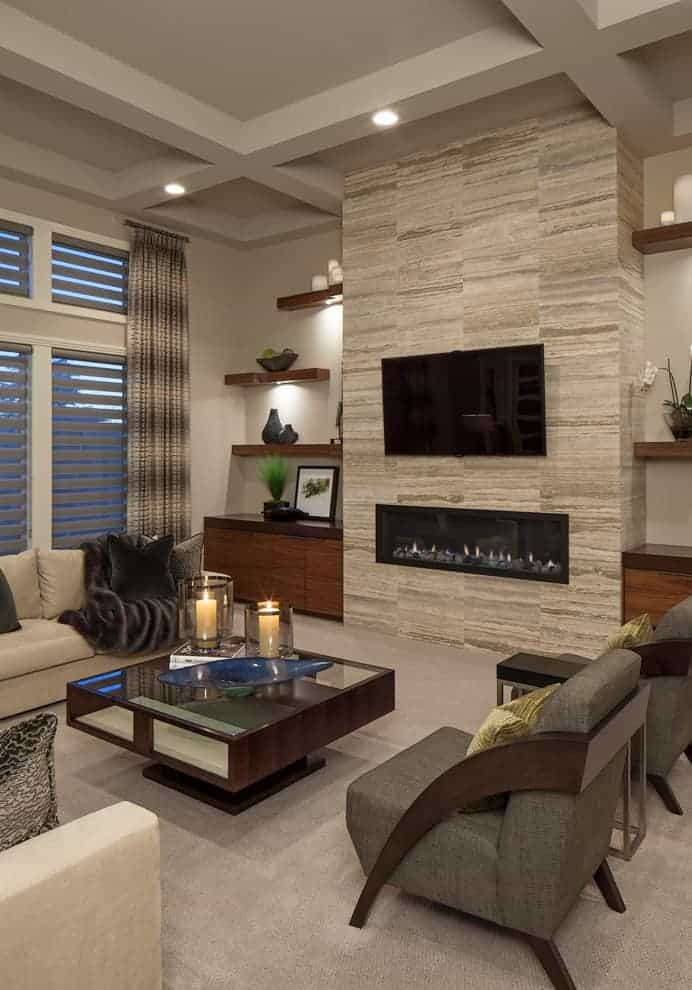 Be More Sustainable With an Electric Fireplace