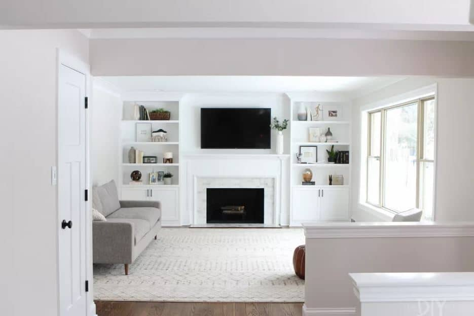 Add a Lot of Storage Options for a Modern Look