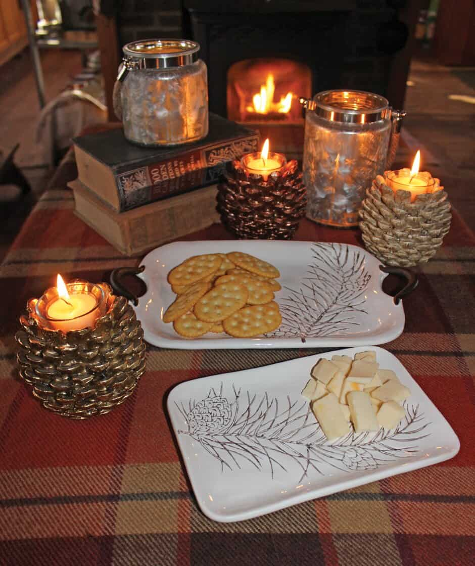 Find Some Pinecone Candles