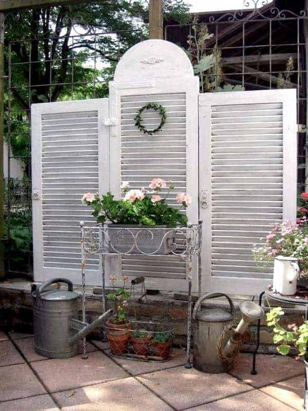 Go Vintage Style with Upcycle Old Wooden Doors