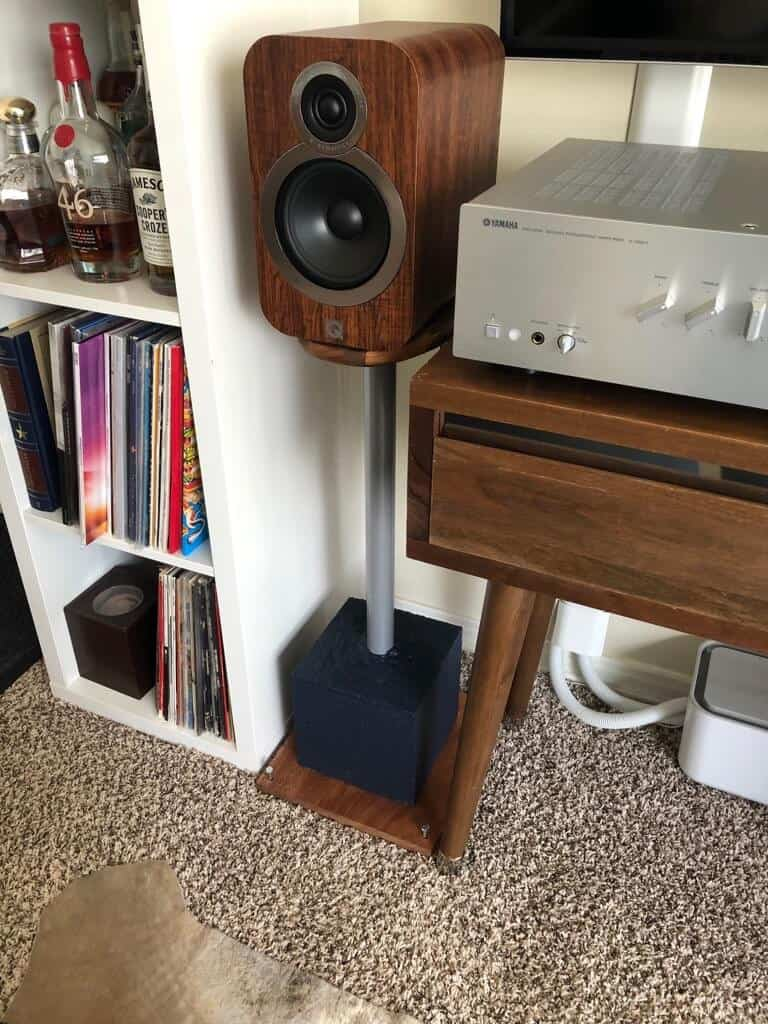 Ikea Chopping Board Upcycle Stand