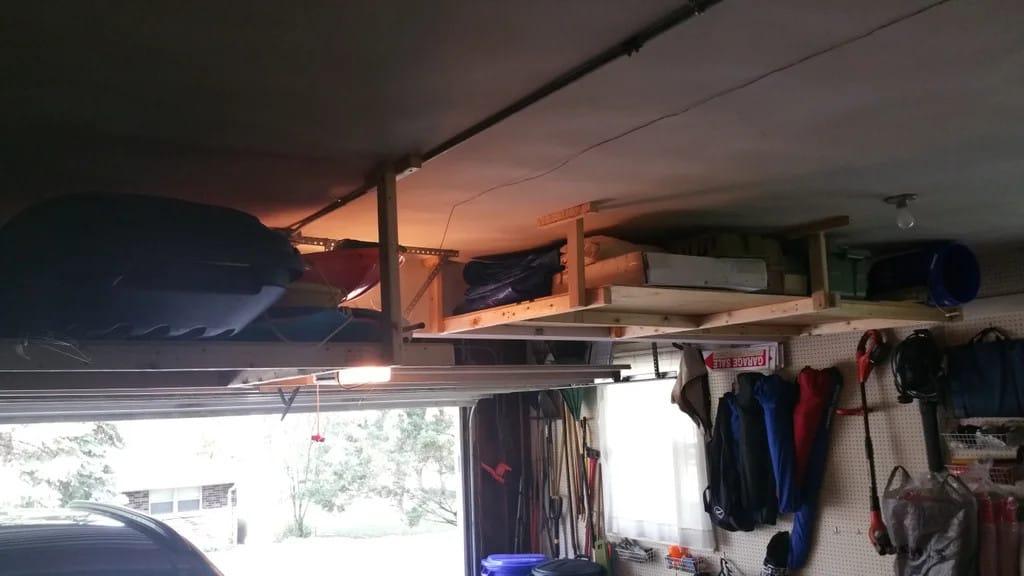 Full Overhead Storage