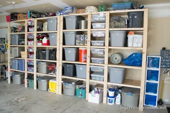 Large Garage Organizer